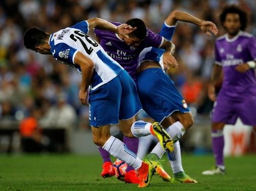 Real Madrid chật vật đánh bại Espanyol tại La Liga trước chuỗi 4 trận hòa