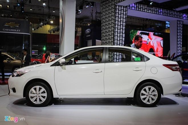 Anh Toyota Vios 2016 gia 532 trieu moi ban o Viet Nam hinh anh 2