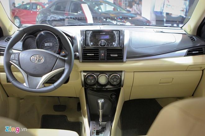 Anh Toyota Vios 2016 gia 532 trieu moi ban o Viet Nam hinh anh 5