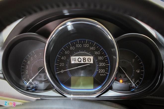 Anh Toyota Vios 2016 gia 532 trieu moi ban o Viet Nam hinh anh 8