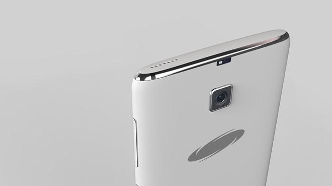 Galaxy S8 co cam bien van tay an trong man hinh khong vien hinh anh 2