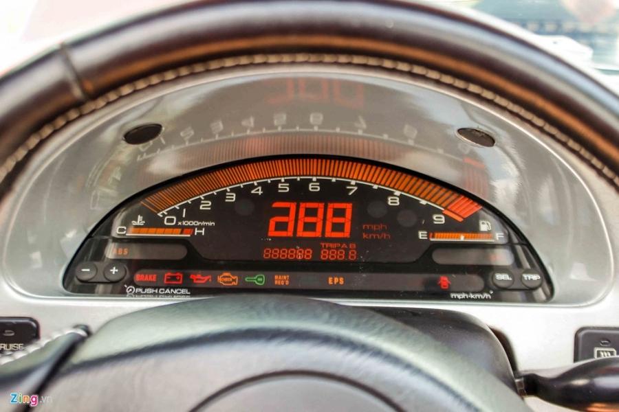 Honda S2000 hang hiem do 700 trieu dong o Sai Gon hinh anh 14