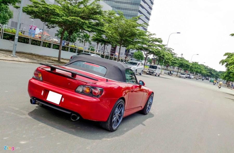 Honda S2000 hang hiem do 700 trieu dong o Sai Gon hinh anh 16