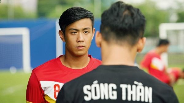 Huyme trở thành cầu thủ bóng đá điển trai trong phim điện ảnh Sút - Ảnh 1.