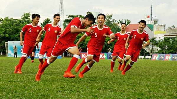 Huyme trở thành cầu thủ bóng đá điển trai trong phim điện ảnh Sút - Ảnh 8.