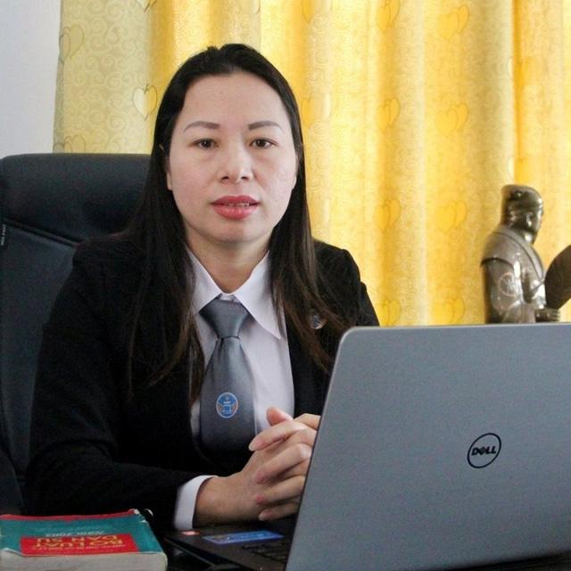Luật sư Lê Thị Kim Soa khẳng định hành vi của em Lê Văn Khánh không cấu thành tội Cướp tài sản