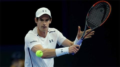 Murray đã có trận đấu rất hay trước Dimitrov