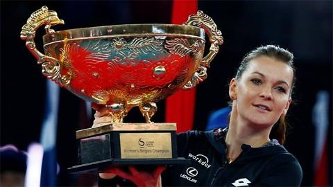 giành ngôi vô địch ở nội dung đơn nữ China Open 2016
