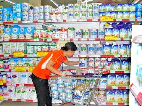 cấm quảng cáo sữa, sữa thay thế sữa mẹ, Bộ Y tế, sữa dành cho trẻ em dưới 24 tháng, sữa dành cho trẻ em dưới 12 tháng