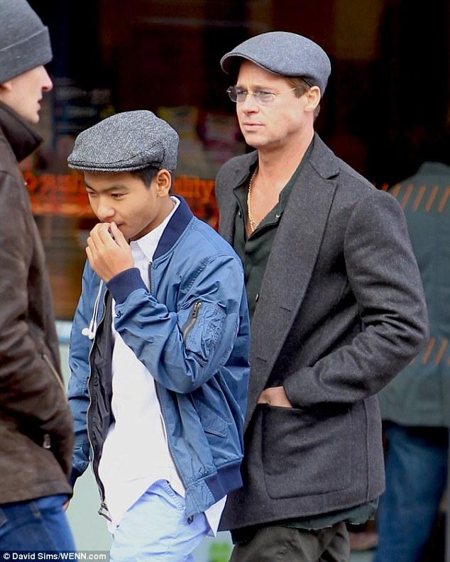 Đây là kết quả điều tra về nghi án Brad Pitt bạo hành con trai gốc Campuchia - Ảnh 1.