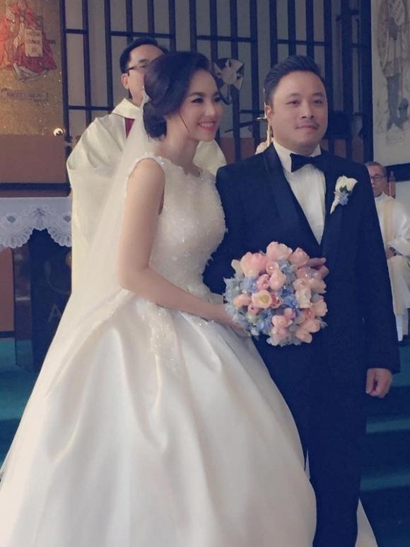 Đám cưới Victor Vũ và  Đinh Ngọc Diệp 1