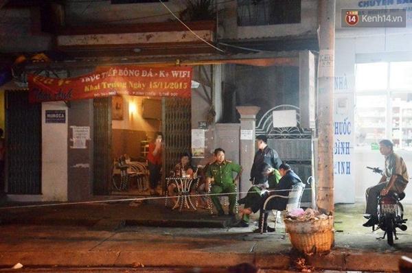 Truy bắt băng nhóm giết thanh niên 19 tuổi trước quán cà phê ở Sài Gòn - Ảnh 1.