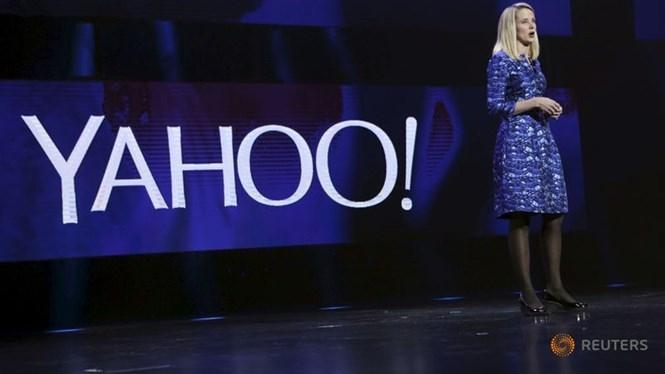 CEO Yahoo Marissa Mayer đang gặp nhiều khó khăn trong việc lãnh đạo công ty /// Ảnh: Reuters
