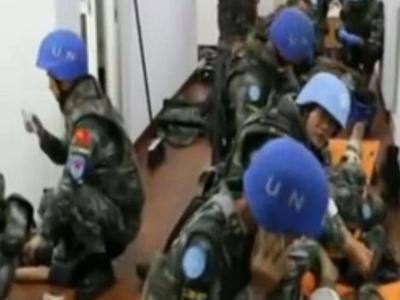 Vụ lính Trung Quốc bỏ chạy: