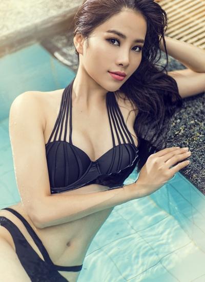 Trên một số diễn đàn sắc đẹp quốc tế, Nam Em là thí sinh châu Á được đánh giá cao, bên cạnh nước chủ nhà.