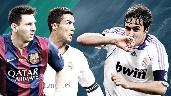 Cầu thủ vĩ đại nhất La Liga: Ronaldo kém Messi tới 19 bậc - Ảnh 1.