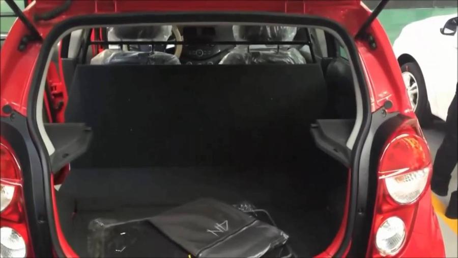 Chevrolet Spark Duo 2016 chiếc ô tô 'hot' nhất trên thị trường hiện nay