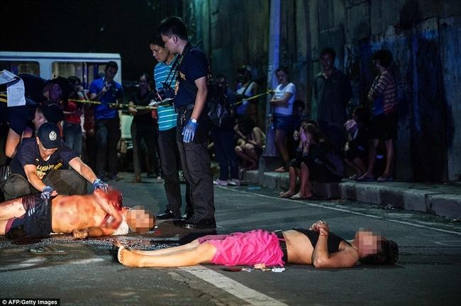 Chùm ảnh: Hơn 3.700 người đã chết trong cuộc chiến chống tội phạm ma túy ở Philippines - Ảnh 7.