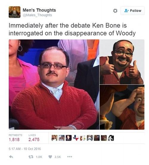 """Dân Mỹ phát sốt vì """"người hùng áo đỏ"""" trong cuộc tranh luận 2 - ảnh 2"""
