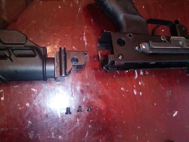 Gói nâng cấp của Ukraine biến 4.000 khẩu AK-74 thành đồ phế thải - Ảnh 2.