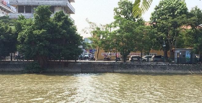 Hải Phòng: Con nghiện sốc thuốc, ngã xuống hồ tử vong