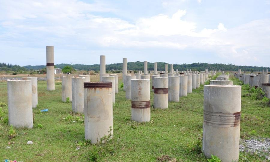 Tập đoàn Hoà Phát được Quảng Ngãi lựa chọn tiếp quản dự án thép tỷ đô ở Dung Quất.