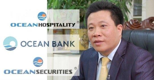 Hà Văn Thắm, OceanBank, ngân hàng