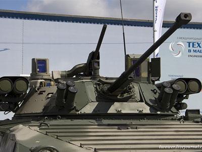 Vì sao BMP-2 lỗi thời của Nga