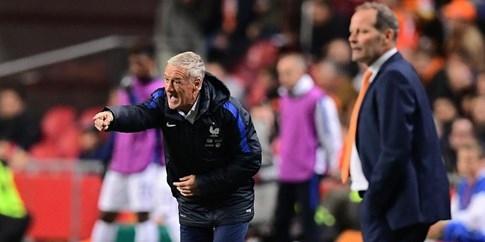 Didier Deschamps: 'Tôi đã không nói chuyện với Pogba' - ảnh 2