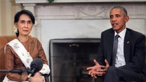 Do bo cam van Myanmar, Washington qua mat Bac Kinh...