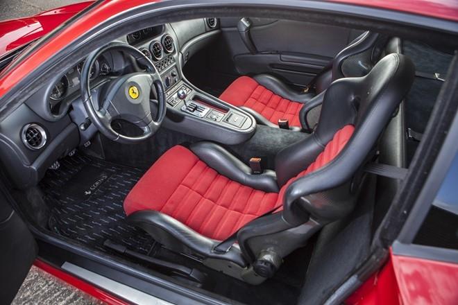 Ferrari khai tu hop so san hinh anh 1