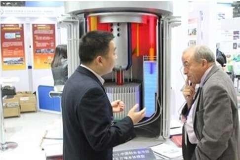 Trạm điện mini có kích cỡ đủ để lắp vừa trong khoang một tàu container (Ảnh: SCMP)