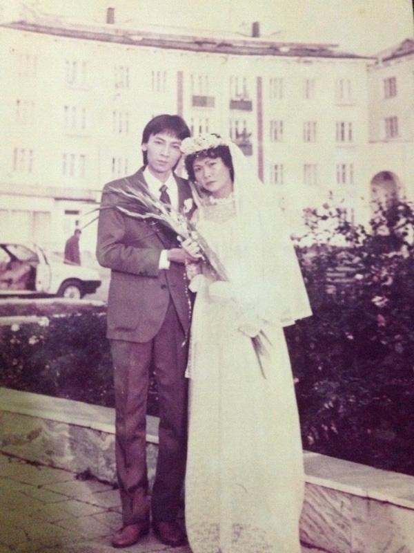 ảnh cưới hồi xưa