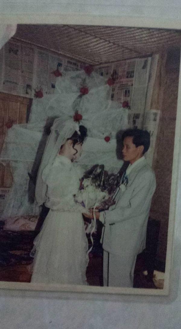 ảnh cưới ngày xưa