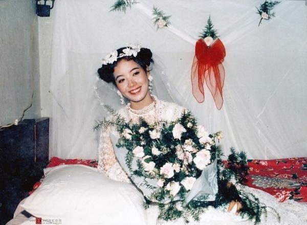 cô dâu thời xưa