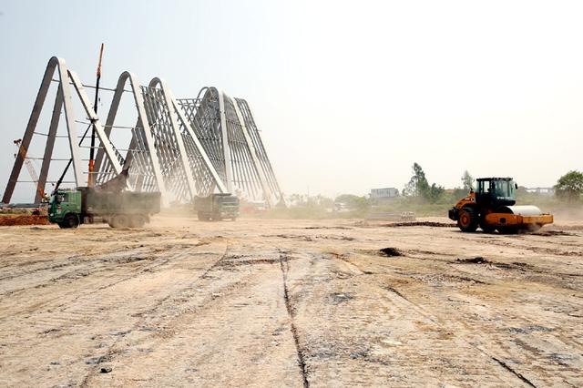 Quảng Ninh dự kiến đưa một phần dự án vào sử dụng vào quí 1/2017 (ảnh báo Quảng Ninh)