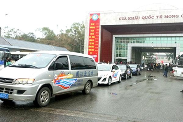 Xe du lịch tự lái Trung Quốc sẽ được đi lại tại TP Móng Cái từ ngày 01/01/2017 theo quyết định của tỉnh Quảng Ninh và các cấp có thẩmq quyền.