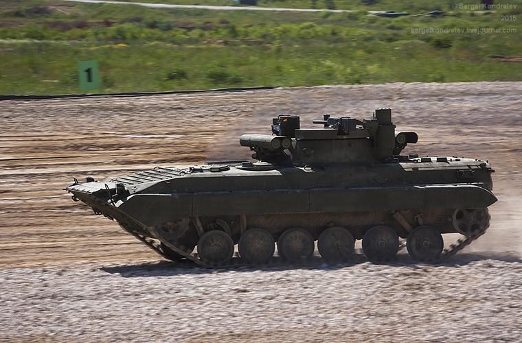Vi sao BMP-2 loi thoi cua Nga