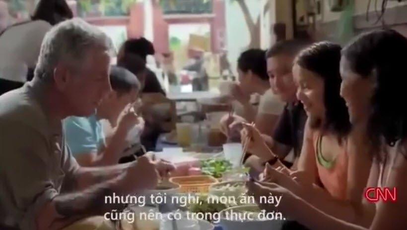 """bun chui"""" len cnn: """"toi se khong bao gio an"""" hinh anh 2"""