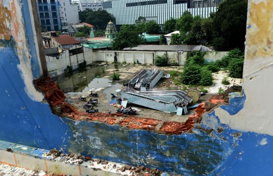 Canh hoang tan ben trong Thuong xa Tax truoc gio thao do hinh anh 12