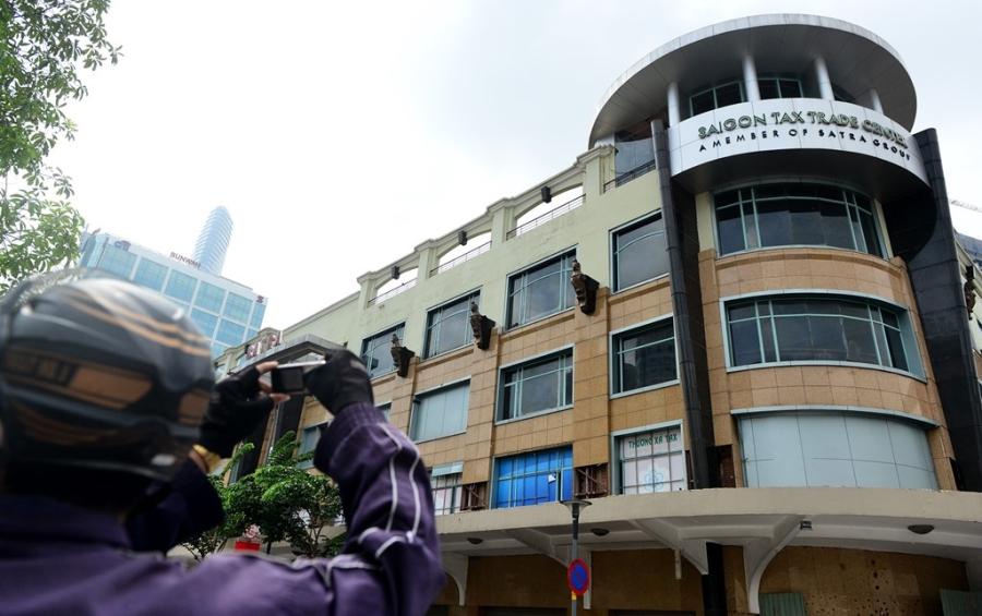 Canh hoang tan ben trong Thuong xa Tax truoc gio thao do hinh anh 19