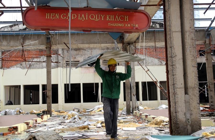 Canh hoang tan ben trong Thuong xa Tax truoc gio thao do hinh anh 20