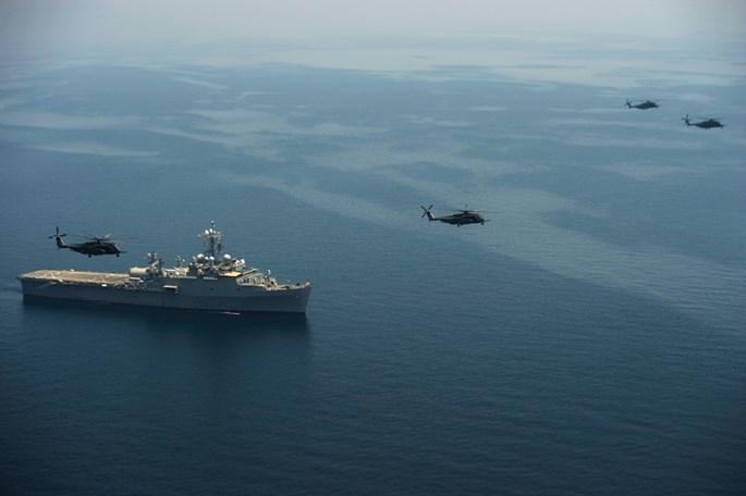 Chiến hạm Mỹ chống tên lửa diệt hạm bắn từ Yemen như thế nào? - ảnh 2
