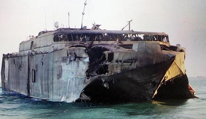 Chiến hạm Mỹ chống tên lửa diệt hạm bắn từ Yemen như thế nào? - ảnh 3