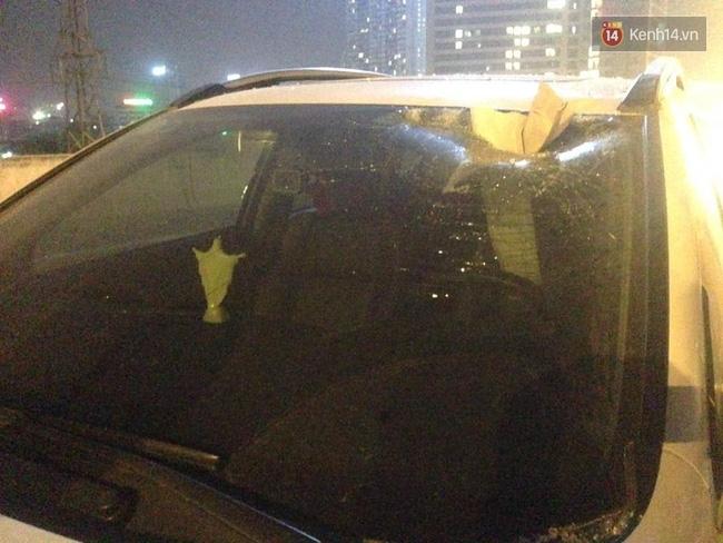 Hà Nội: Ô tô đối đầu xe máy đi ngược chiều trong hầm Trung Hòa, 3 thanh niên thương vong - Ảnh 8.