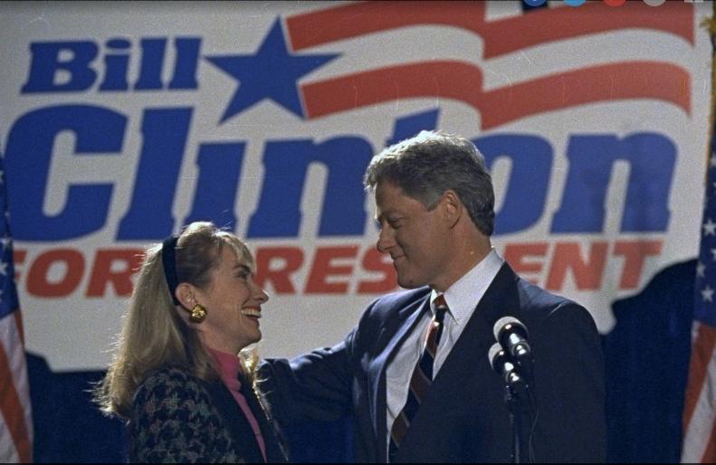 Hon nhan song gio hon 4 thap ky cua vo chong Clinton hinh anh 6