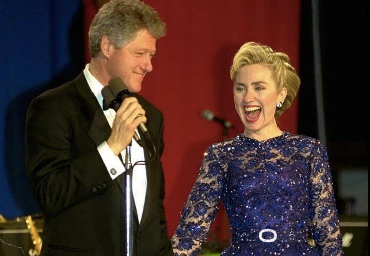 Hon nhan song gio hon 4 thap ky cua vo chong Clinton hinh anh 7