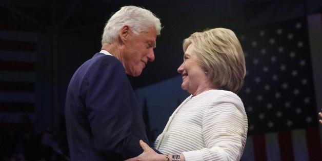Hon nhan song gio hon 4 thap ky cua vo chong Clinton hinh anh 9