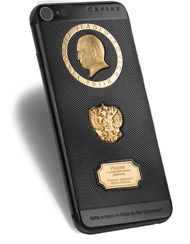 iPhone 7 phiên bản Putin giá gần 4.000 USD