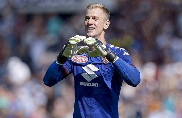 Joe Hart, Pep Guardiola, Man City, tuyển Anh, Slovenia, vòng loại World Cup 2018